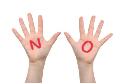 """học thành ngữ tiếng Anh với từ """"No"""""""