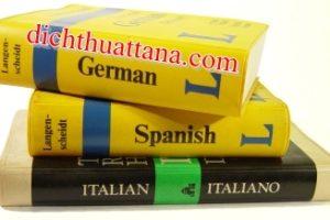 Dịch thuật đa ngữ