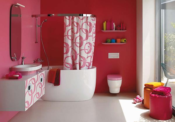 học tiếng anh bằng từ vựng trong phòng tắm