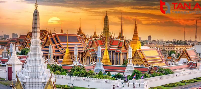 Dịch thuật tiếng Thái