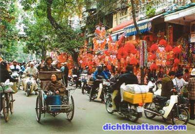 Phiên dịch tại Hà Nội