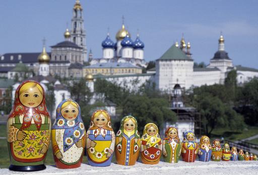 Văn hóa và con người Nga