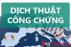 Bạn tìm dịch thuật Việt Uy Tin? Dịch Thuật Tân Á là uy tín nhất